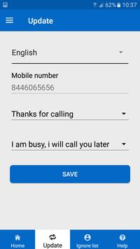 Caller Notifier screenshot 3