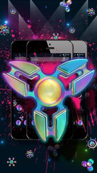 Spinner Neon Icon Packs poster