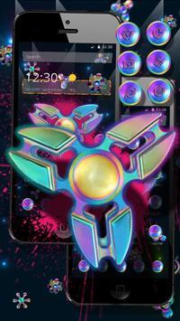 Spinner Neon Icon Packs screenshot 2