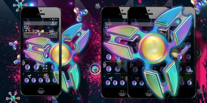 Spinner Neon Icon Packs screenshot 3