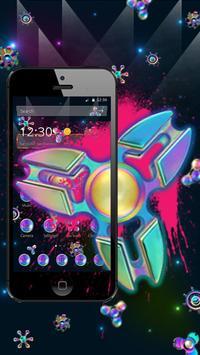 Spinner Neon Icon Packs screenshot 5