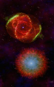 Cosmos Music Visualizer screenshot 1