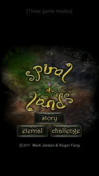 Spiral Lands poster