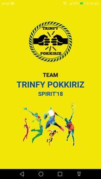 TRINFY POKKIRIZ poster