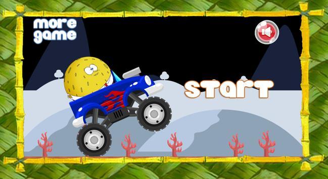 Sponge Speed poster