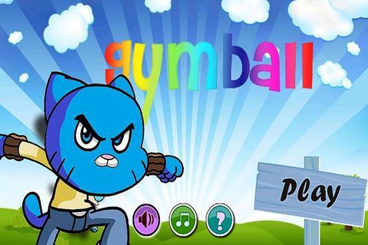 Amazing world of Gymball apk screenshot