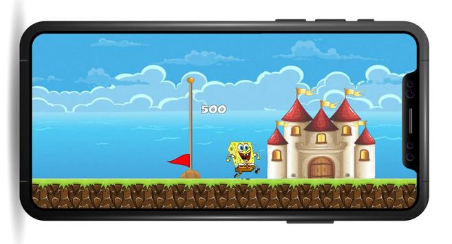 SUPER SPONGEBOB BABY ADVENTURE apk screenshot