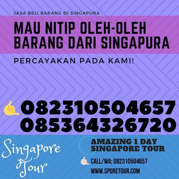 Singapore Tour screenshot 6