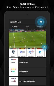sport TV Live - Sport Television Live apk screenshot