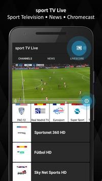 sport TV Live - Sport Television Live poster