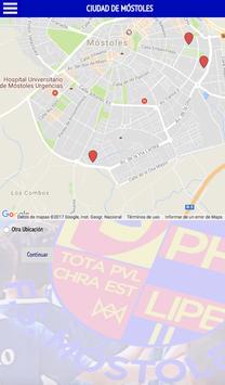 CIUDAD DE MÓSTOLES FS screenshot 1