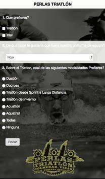PERLAS TRIATLÓN screenshot 1