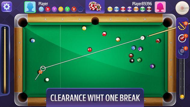 8 bola piscina imagem de tela 10