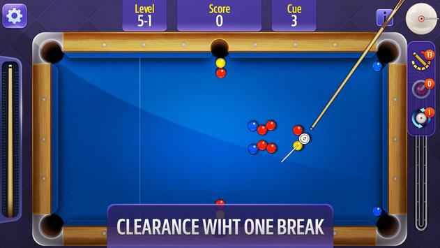 8 bola piscina imagem de tela 13