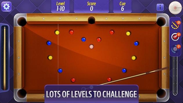 8 bola piscina imagem de tela 1