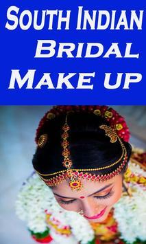 South Indian Bridal Makeup App Tamil Videos screenshot 1