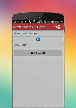 Offline Railway Time Table screenshot 1