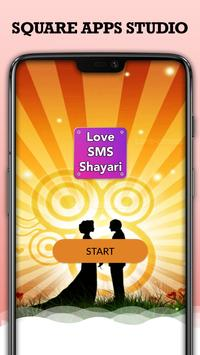 Love Collection SMS Shayari - Pro poster