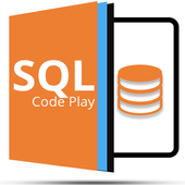 SQL Code Play icon