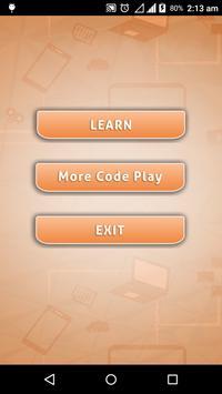 SQL Code Play screenshot 1