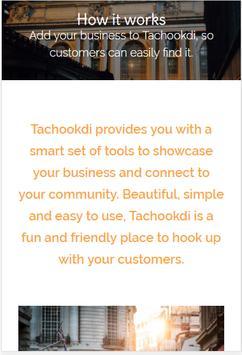 Tachookdi screenshot 1