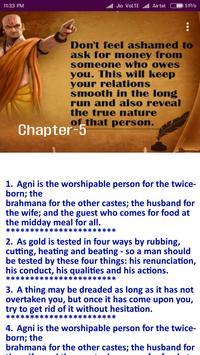 Chanakya Niti English apk screenshot