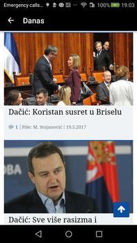 Serbian newspapers screenshot 21