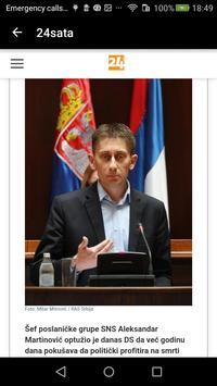 Serbian newspapers screenshot 9