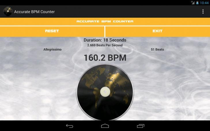 Accurate BPM Counter for Android - APK Download