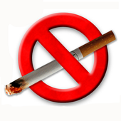 Smoking free icon