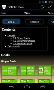 Chefville Tools apk screenshot