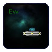 Ew, the small alien icon