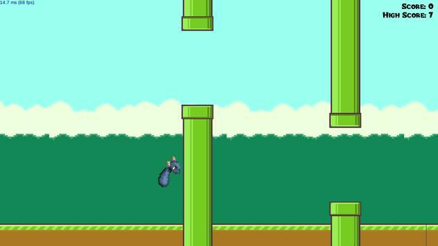 FlappyDino apk screenshot