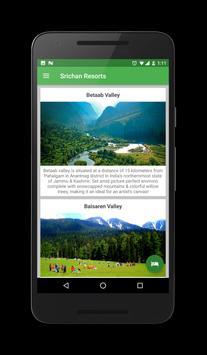 Srichan Resorts apk screenshot