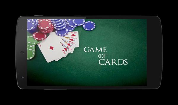 Game of Cards poster
