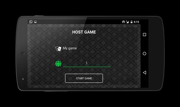 Game of Cards apk screenshot