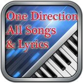 One Direction All Songs&Lyrics icon