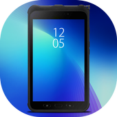 Theme for Galaxy Tab Active 2 icon