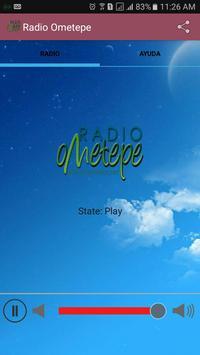 Radio Ometepe screenshot 2
