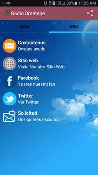 Radio Ometepe screenshot 3