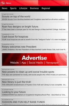 Cheshire Independent screenshot 1