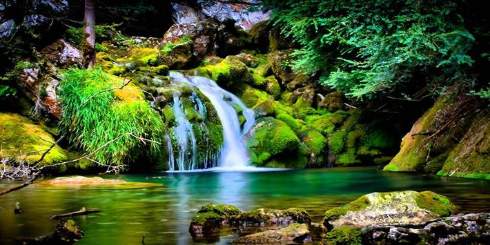 Обои Водопад screenshot 2