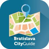 Bratislava City Guide icon