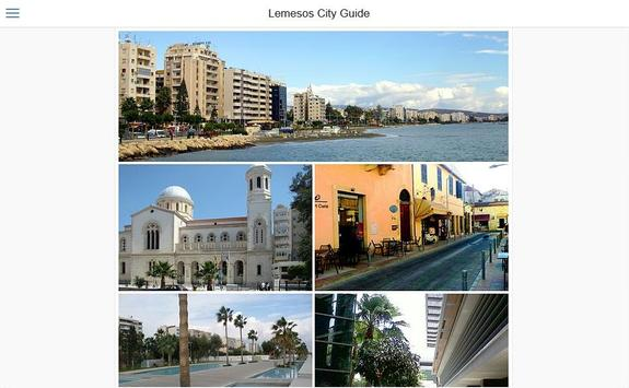 Lemesos City Guide apk screenshot
