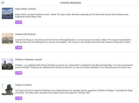 Limerick City Guide apk screenshot