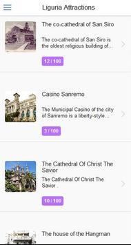 Liguria City Guide apk screenshot