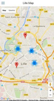 Lille City Guide apk screenshot