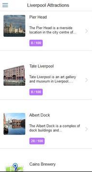 Liverpool City Guide apk screenshot