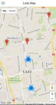 Lodz City Guide apk screenshot