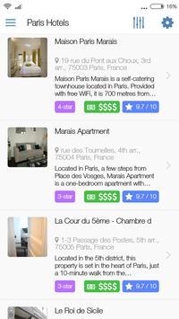 Madrid Hotels apk screenshot